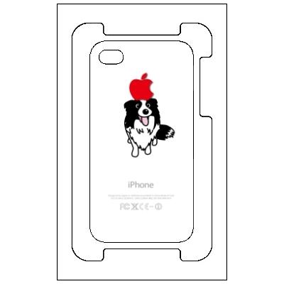 のせのせ犬そらちゃんのiPhone5ケース